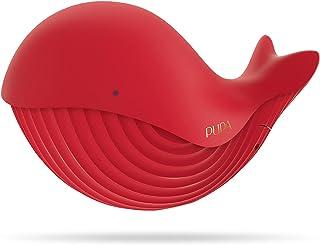 Pupa Milano Whale 1 Lip Make-Up Set 0.19 oz, 004 Red
