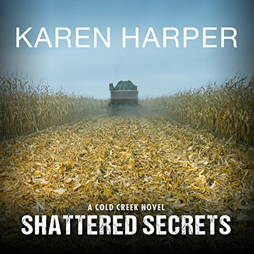 Shattered Secrets audiobook cover art