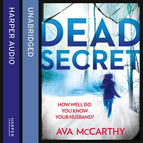 Dead Secret audiobook cover art