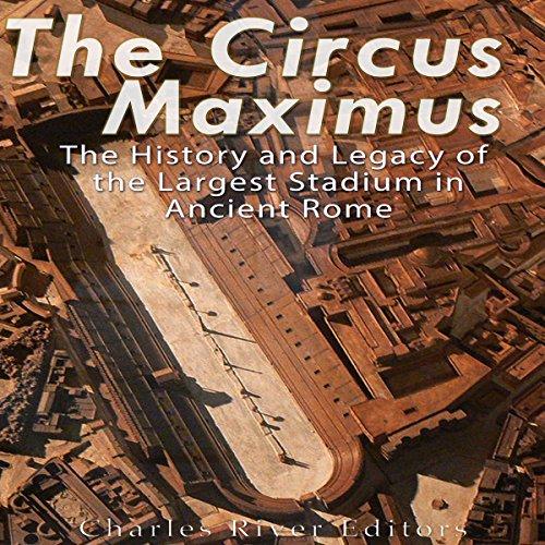 The Circus Maximus audiobook cover art