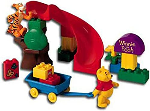 Lego Duplo Tigger's Slippery Slide