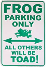 Best frog parking only all others will be toad Reviews