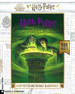New York Puzzle Company - Harry Potter Half-Blood Prince - 1000 Piece Jigsaw Puzzle