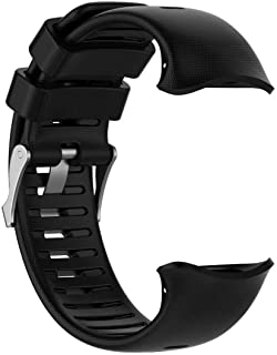 Compatible for Polar Vantage V Replacement Band, AWADUO Replacement Silicone Wrist Band Strap for Polar Vantage V GPS Watc...