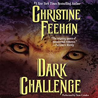 Dark Challenge audiobook cover art