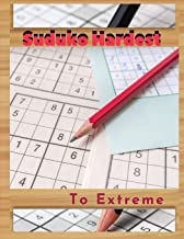 Suduko Hardest To Extreme: Mathematical Approach To Puzzle Solving, Puzzles & Trivia Challenges Specially Designed to Keep Your Brain Young.