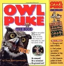 owl puke book and owl pellet