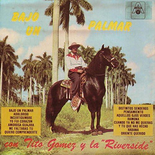 Tito Gomez con Orquesta Riverside