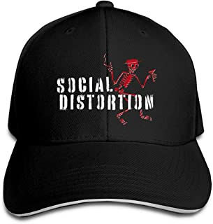 social distortion trucker hat