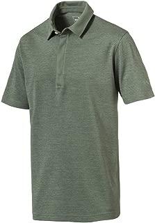 PUMA 576135 Men's Moving Day Polo Shirt, Xx-Large, Black