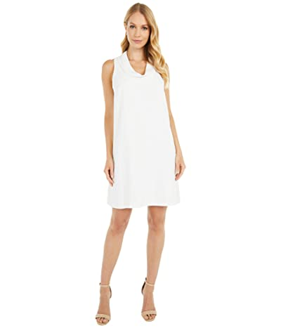 Trina Turk Naples Dress (Whitewash) Women