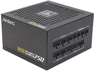 Antec HCG750 Unidad de - Fuente de alimentación (750 W, 100-240 V, 50-60 Hz, 5-10 A, Activo, 100 W)