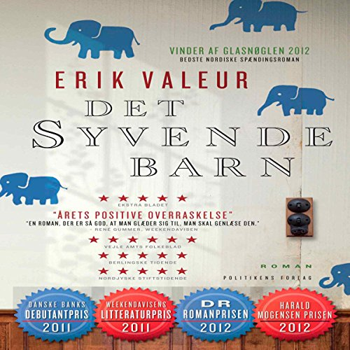 Det syvende barn audiobook cover art