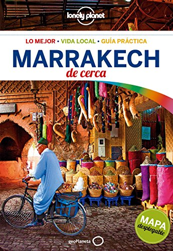 Marrakech de cerca 4 (Guías De cerca Lonely Planet)