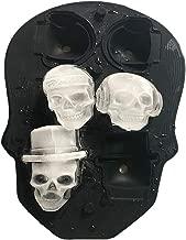 WIFIGDS 3D siliconen ijsblokjes whisky, stenen Hal...