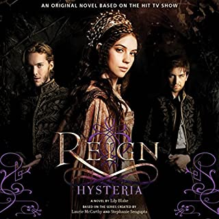 Reign: Hysteria audiobook cover art