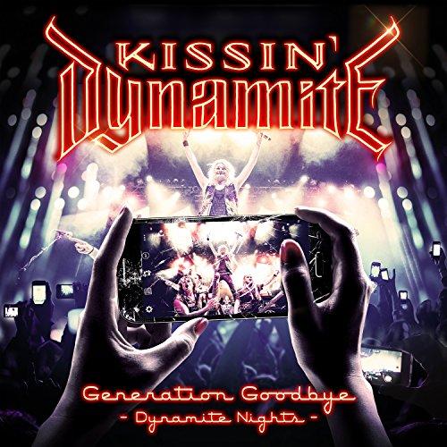 Kissin' Dynamite: Generation Goodbye-Dynamite Nights (DVD+2CD-Digi) (DVD (Digipack))