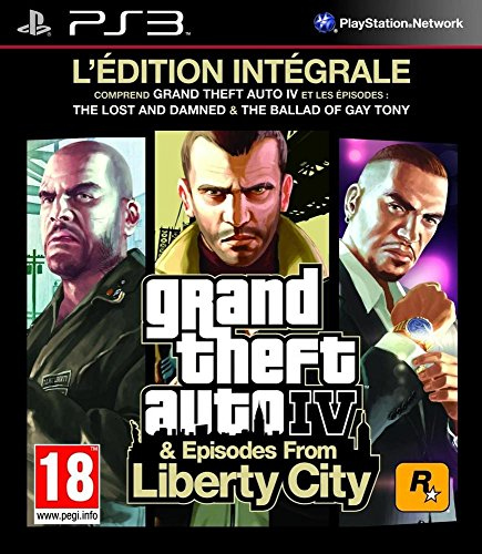 GTA 4 Episodes from Liberty City FR PS3