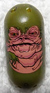 Mighty Beanz 2010 Star Wars Loose #9 JABBA THE HUTT