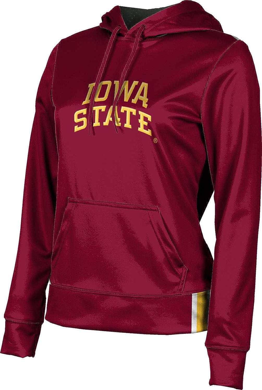 ProSphere Iowa State University Girls' Pullover Hoodie, School Spirit Sweatshirt (Solid)