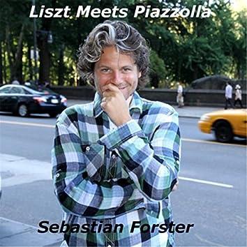 Liszt Meets Piazzolla