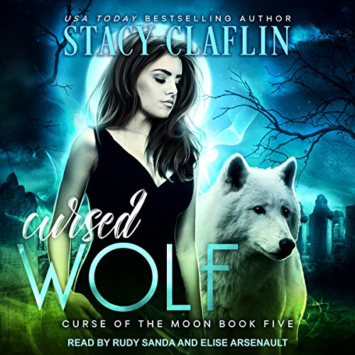 Cursed Wolf audiobook cover art
