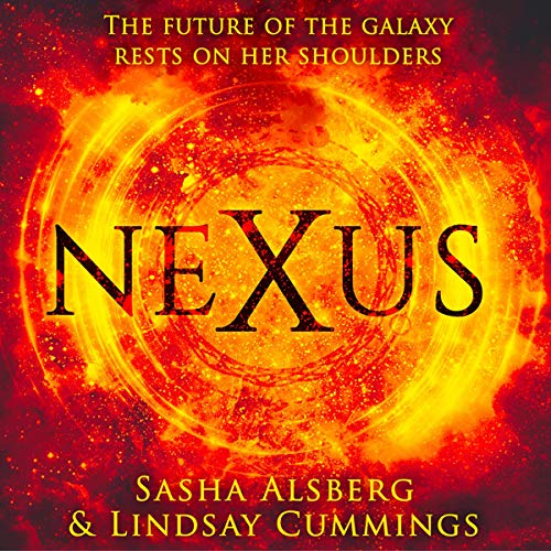 Nexus                   By:                                                                                                                                 Sasha Alsberg,                                                                                        Lindsay Cummings                               Narrated by:                                                                                                                                 Stephen Dexter,                                                                                        Caitlin Davies,                                                                                        Nicol Zanzarella,                   and others                 Length: 12 hrs and 44 mins     1 rating     Overall 4.0