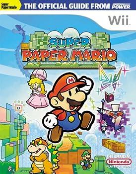 Official Nintendo Super Paper Mario Player's Guide 1598120131 Book Cover