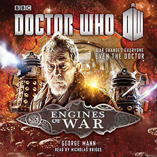 Doctor Who: Engines of War audiobook cover art