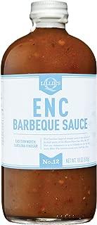 Lillies Q E.N.C BBQ Sauce, 18 oz
