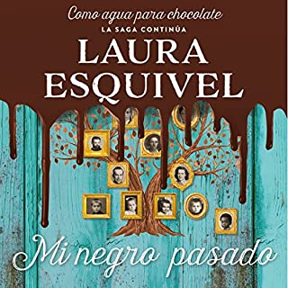 Mi negro pasado [My Black Past] audiobook cover art