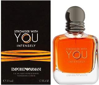 Emporio Armani Stronger With You Intensely for Men 1.7 oz Eau de Parfum Spray