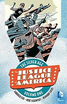 Justice League of America  The Silver Age Vol 1