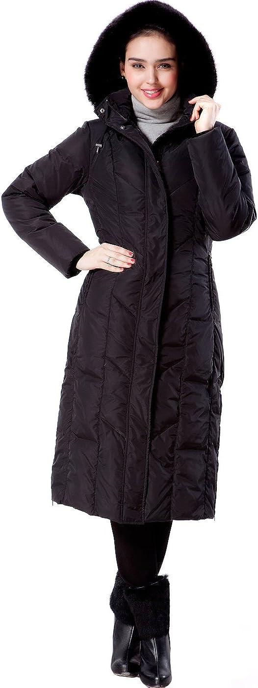 BGSD Women's Tisha Waterproof Down Parka Coat (Regular and Plus Size)