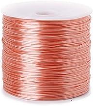 50m / roll diy kristal kralen stretchsnoer for sieraden maken 0.7mm elastische draad touw DIY armband ketting accessoires...