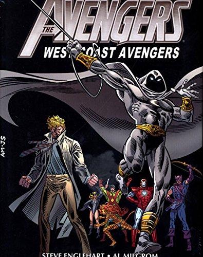 Avengers West Coast Omnibus HC 02 Dm Milgrom Var Ed