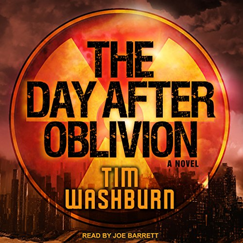 The Day after Oblivion audiobook cover art