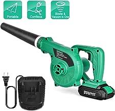 handy leaf blower vacuum