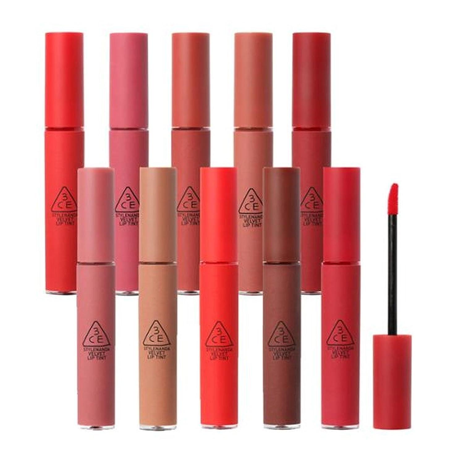 有益な収穫以下[3ce] ベルベットリップティント 海外直送品 velvet lip tint (Child Like) [並行輸入品]