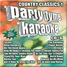 Party Tyme Country Classics 1 16-song G