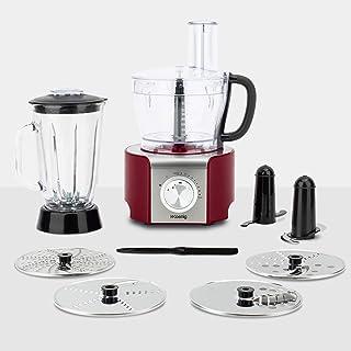 Amazon.es: H.Koenig - Batidoras, robots de cocina y minipicadoras / Pequeño electrodoméstic...: Hogar y cocina