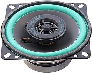 KESOTO Altofalantes do carro Estéreo Forma 2 Gama Completa com Cone de Polipropileno 1pc Substituir Melhora O som do carro...