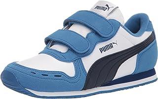 PUMA Unisex-Baby Cabana Racer Hook and Loop Sneaker