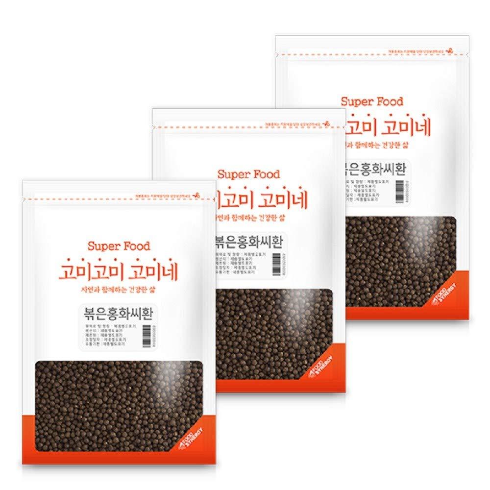 Gomine Lowest price challenge Korean Roasted Safflower In a popularity Seed Granule 300g Super Food