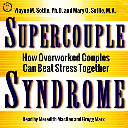 Supercouple Syndrome audiobook cover art