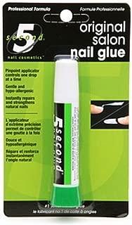 5 Second Salon Nail Glue 0.07 oz