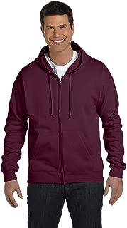Men's Full-Zip EcoSmart Fleece Hoodie