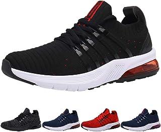 Uomo Donna Air Scarpe da Ginnastica Corsa Sportive Sneakers Running Fitness Basse Interior Outdoor Jogging Casual 34-46 EU