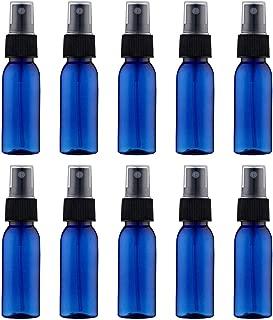 10 Pieces 30ml Spray Bottles Atomiser Fine Mist Spray Bottles Set Plastic Cosmetic Bottles