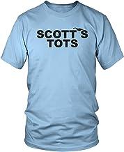 Amdesco Men's The Office Scott's Tots T-Shirt